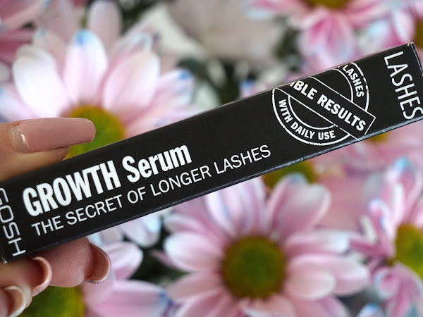 GOSH Eyelash Serum | Is There Really Results?
