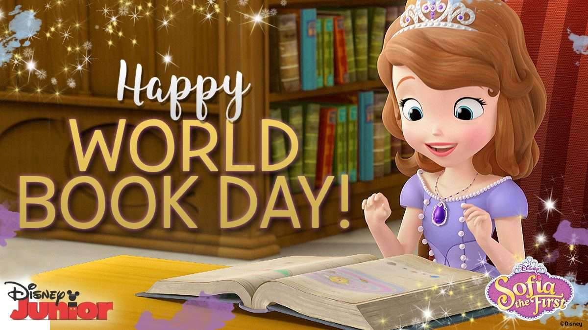 World Book Day Wishes Unique Image
