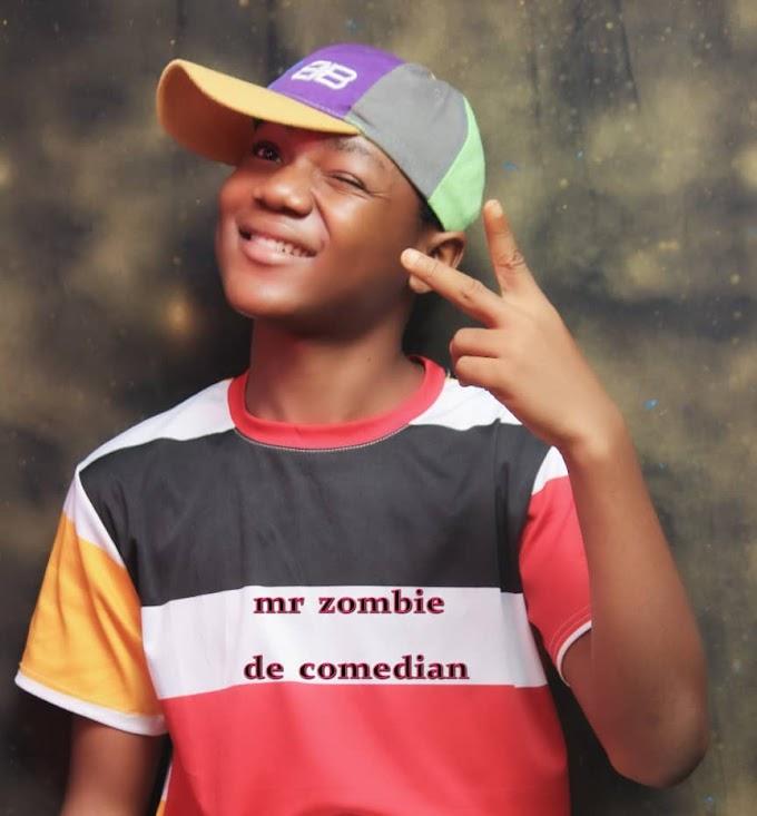 Mr zombie Comedy||sweetsnaija.com