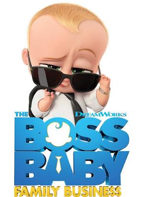 The Boss Baby: Family Business (2021) English 5.1ch 720p | 480p HDRip ESub x264 850Mb | 300Mb