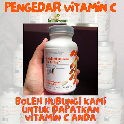 Pengedar Vitamin C Shaklee
