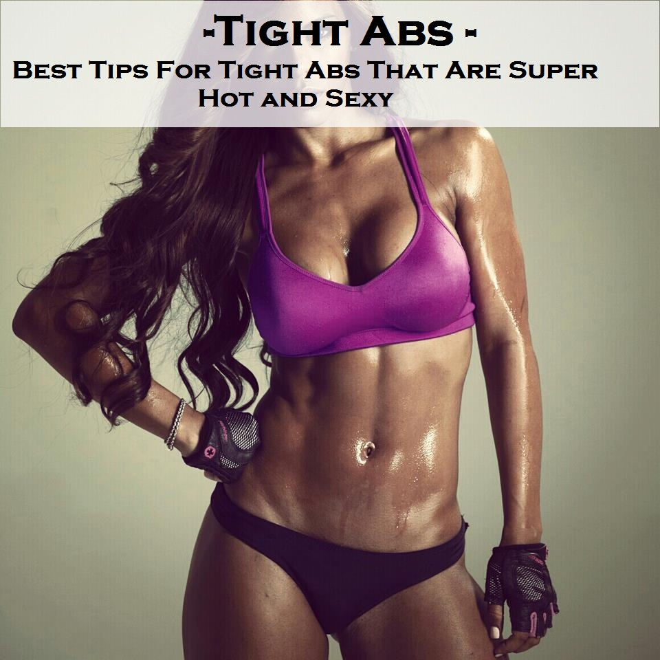 Sexy ab workout for women