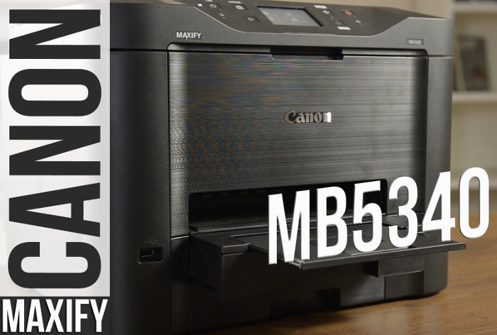 Maxify MB5340 Driver Printer Download