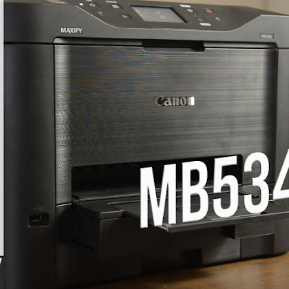 Download Canon Maxify MB5340 Driver Printer