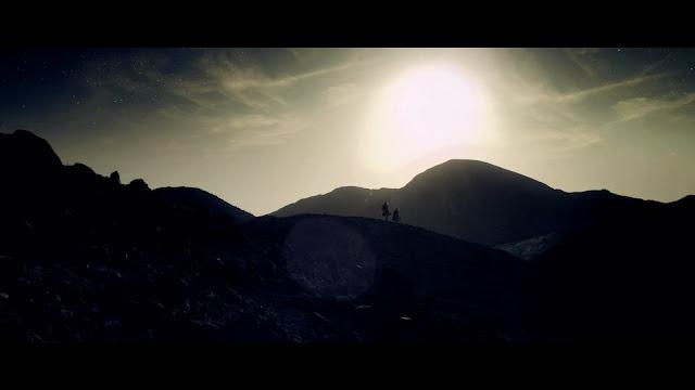 paraiso beach fotograma cortometraje postpro VFX biktor kero ciencia ficción