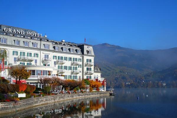 autriche salzbugerland zell am see village grand hôtel lac