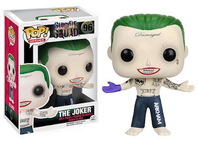 TOYS : JUGUETES - FUNKO POP  Muñeco Joker : Escuadrón Suicida  Película 2016 | Suicide Squad  Comprar en Amazon España