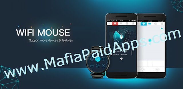 WiFi Mouse Pro 3.3.9 apk for android