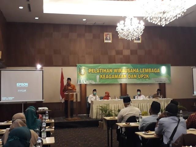 Pemkot Sukabumi Dorong Lembaga Keagamaan Gerakkan Ekonomi