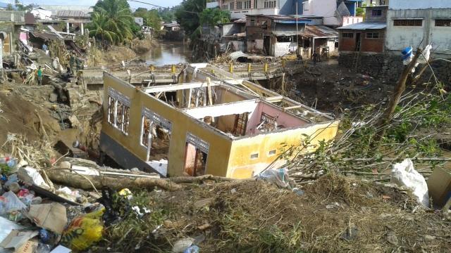 Diduga 'Kroni-kroni' GSVL-MOR yang Merasakan Dana Banjir Bandang