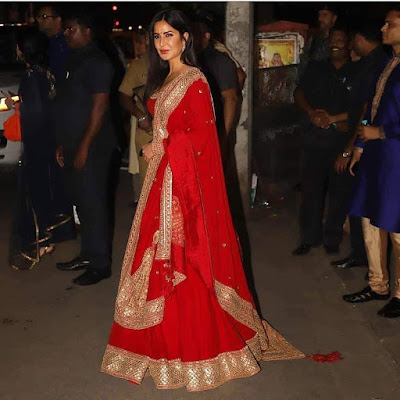 Katrina Kaif at Diwali bash