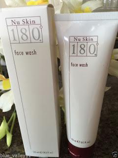 Nuskin 180° Face Wash Manfaat Dalam Pembersih Wajah