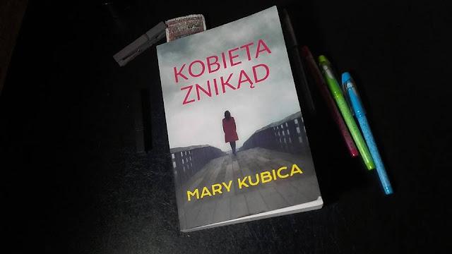 """#47 """"Kobieta znikąd"""" - książka o nieprzewidywalnym zakończeniu"""