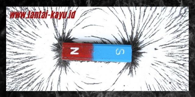 Trik Mempercantik Tampilan Kamar Mandi Sederhana - menempelkan magnet batang