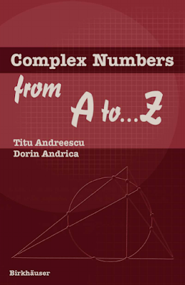 Complex numbers from a to z pdf