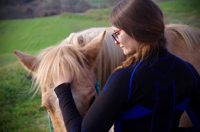 Rester au chaud en montant à cheval en hiver