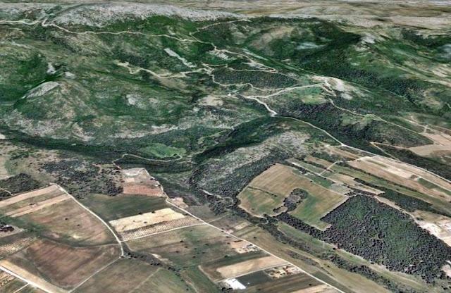 Αντιρρήσεις για τους δασικούς χάρτες στο Ναύπλιο μέχρι 27 Ιουλίου