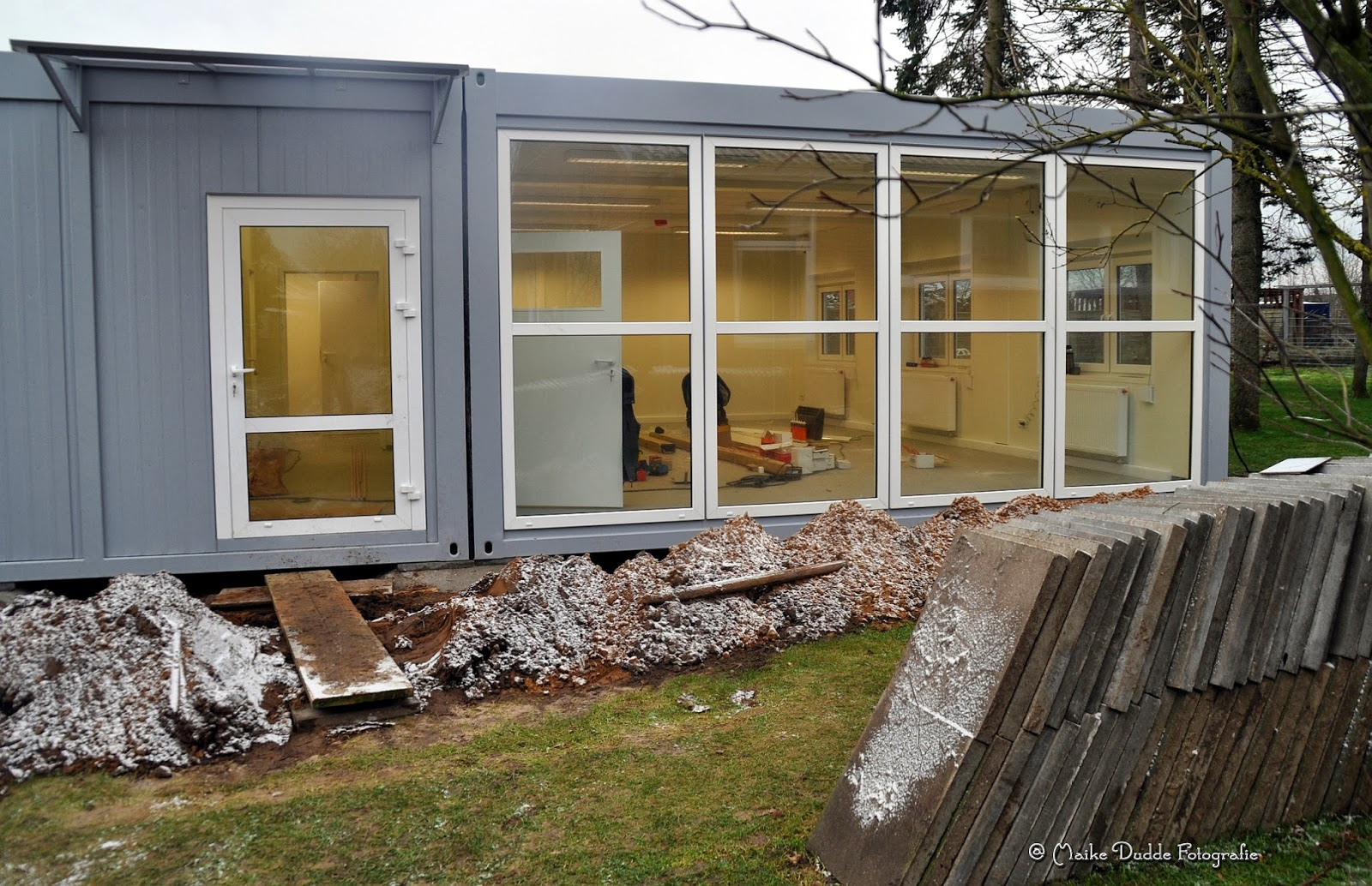 Container Anbau An Haus 2 Stckiges Gartenhaus Affordable With 2 Stckiges