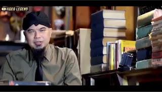 Ahmad Dani Dalam Video Legend