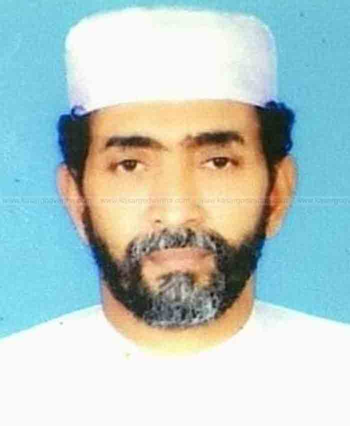 Kasaragod, Kerala, News,Obituary, Abdul Aziz Mayyalam of Chowki Kallangai passed away.
