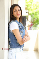 Telugu Actress Lavanya Tripathi Latest Pos in Denim Jeans and Jacket  0099.JPG