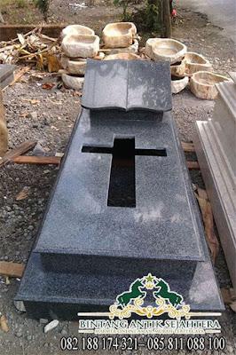 Makam Kristen Granit | Jual Makam Kristen