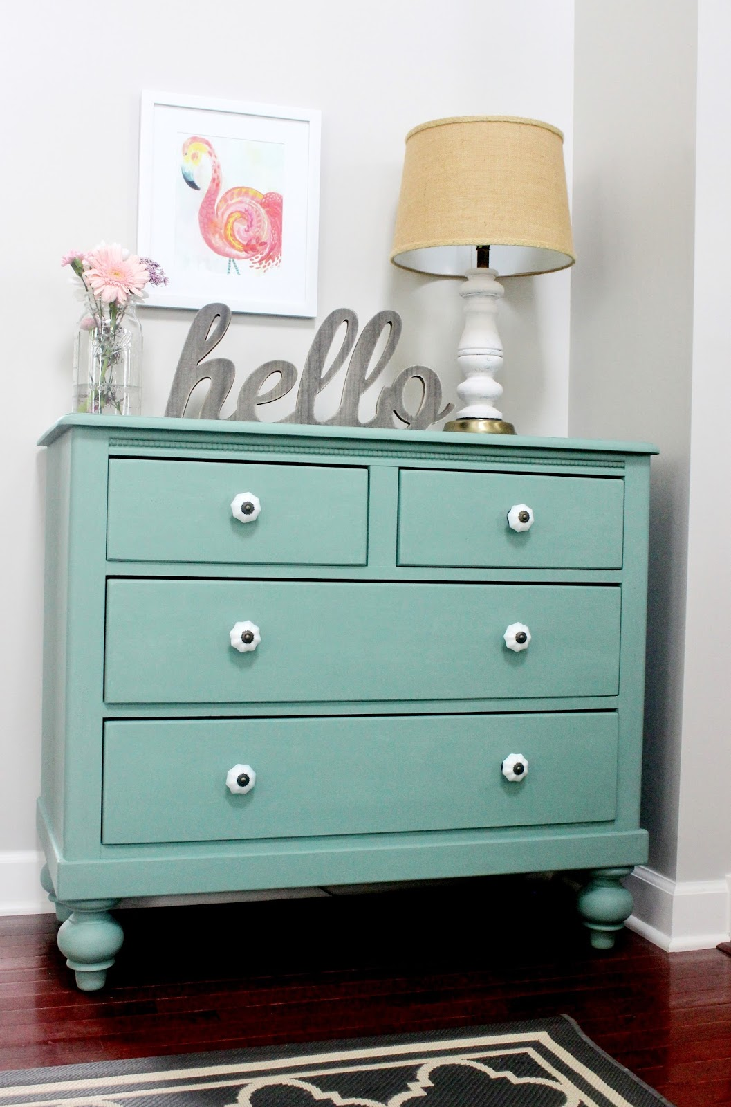 Dressers Painted Chalk Paint