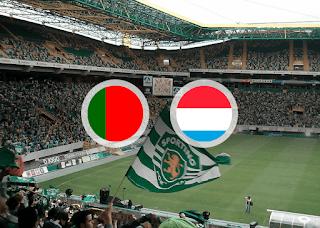 Португалия - Люксембург смотреть онлайн бесплатно 17 ноября 2019 Португалия Люксембург прямая трансляция в 17:00 МСК.