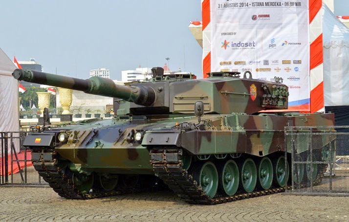 Leopard 2A4 TNI AD
