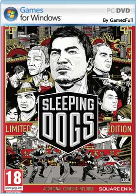 Sleeping Dogs GOTY PC Full Español