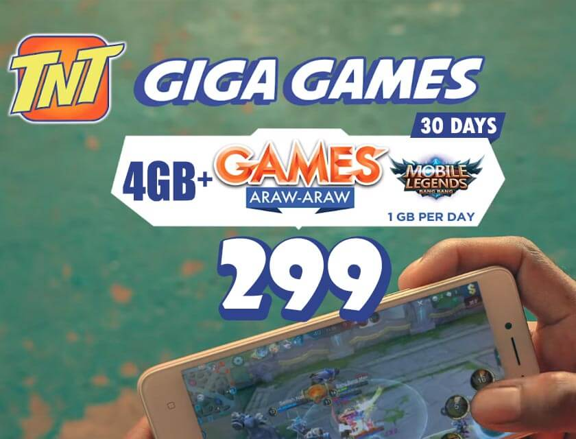TNT Giga Games 299