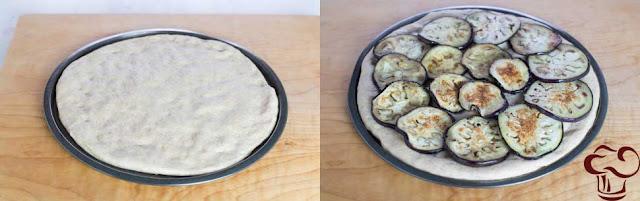 Pizza Blanca receta parte 2