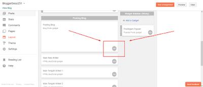 cara menambahkan profil author google plus dibawah postingan