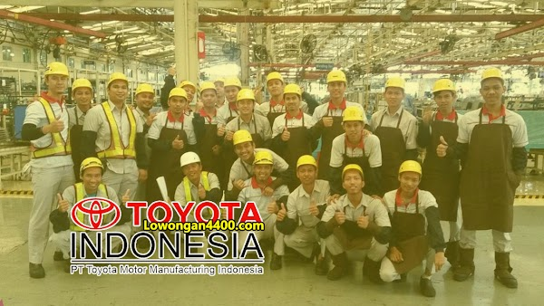 PT. TOYOTA MOTOR MANUFACTURING INDONESIA 2020