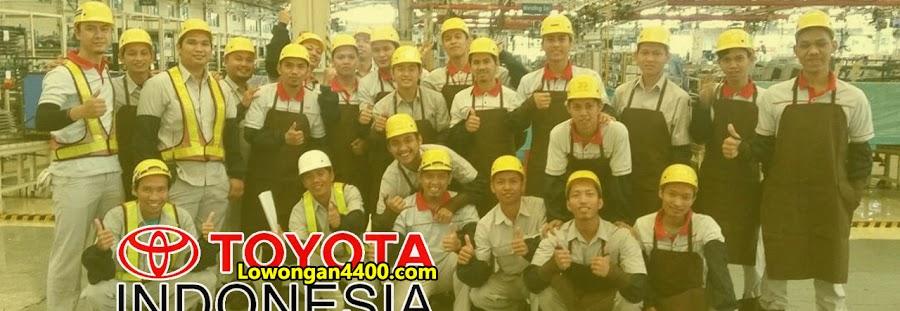 PT. TOYOTA MOTOR MANUFACTURING INDONESIA 2021