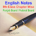 8th Class English Notes Download