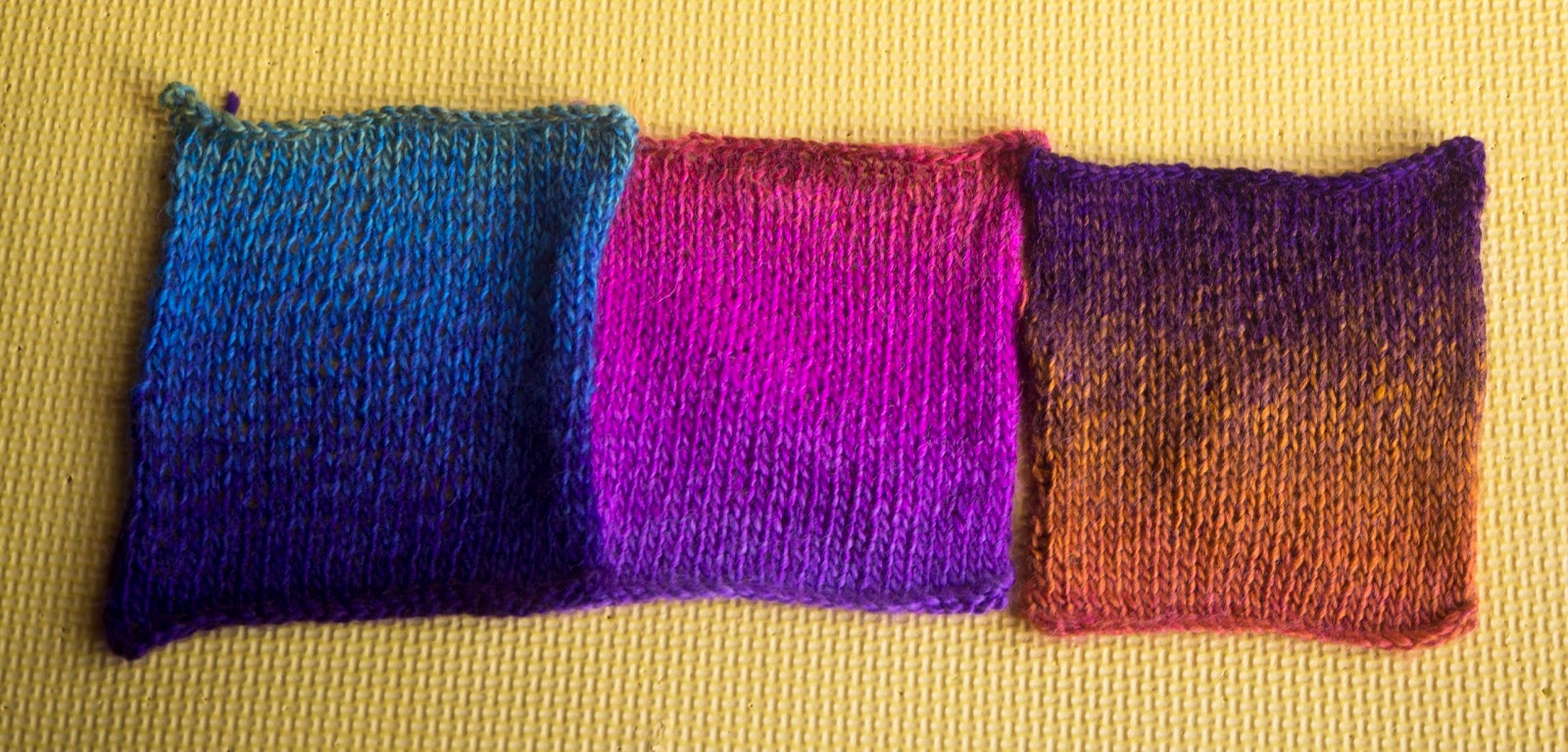 Knit Pro: Tension squares - The key to successful knitting projects