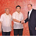 AIA Group Chief Executive Visits Philam Life Makati