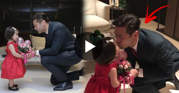 SEE HERE: Hayden Kho's Sweet Valentines Message For Daughter Scarlet Snow!