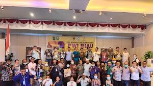 UKW PWI Riau Angkatan XV, 5 Wartawan Dinyatakan Belum Kompeten