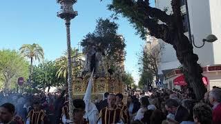 Jesús de la Oración en el Huerto por San Severiano. Semana Santa Cádiz 2019