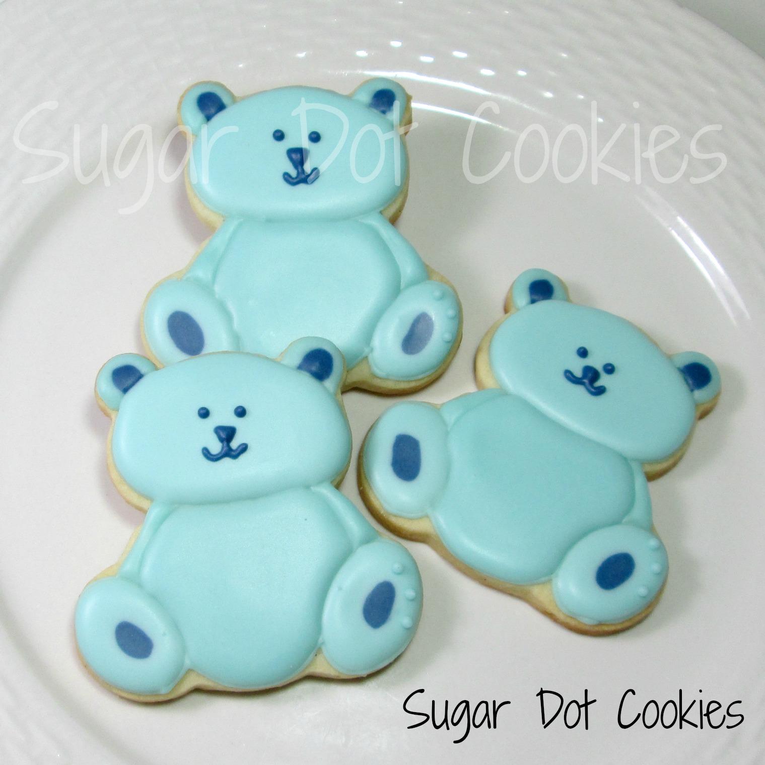 Sugar Dot Cookies January 2013