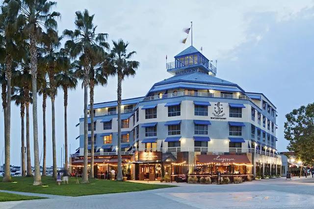 Waterfront Hotel a Joie De Vivre Hotel em Oakland