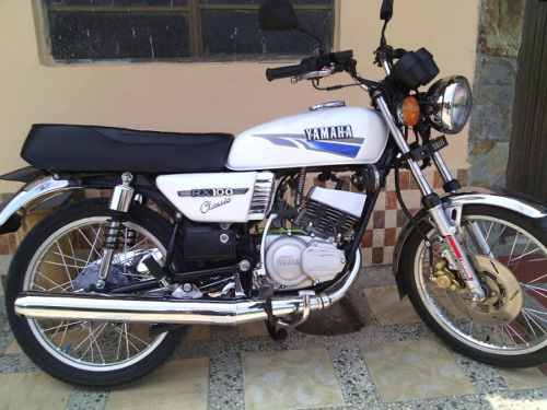 Club Yamaha Rx 100 115