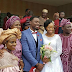 Photos from wedding ceremony of Mike Bamiloye's son, Joshua Mike-Bamiloye and his wife Tolulope Odesola