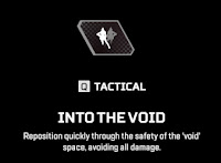 Into the Void Wraith Apex Legends All Ability