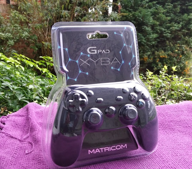 Gadget Explained: Matricom GPad XYBA Wireless Wired Controller!