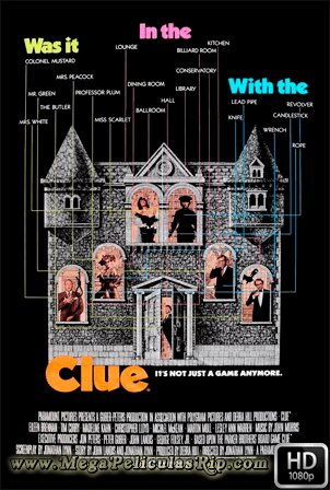 Clue [1080p] [Latino-Ingles] [MEGA]