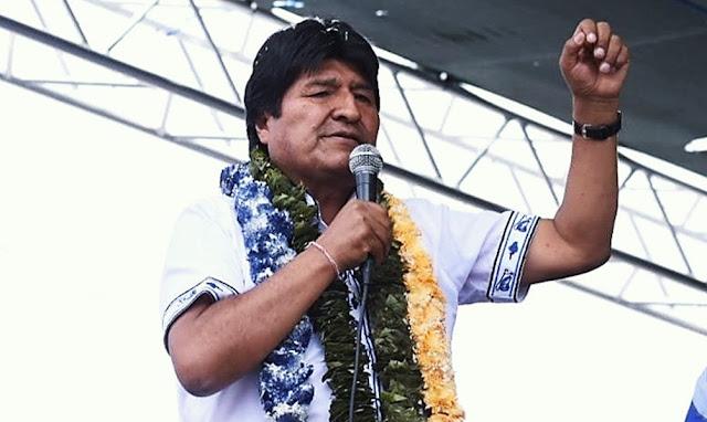 Tribunal electoral invalida candidatura de Evo Morales
