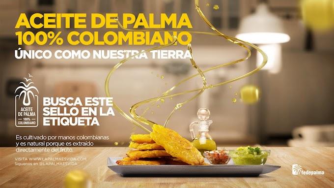 Palmicultores impulsan consumo de aceite de palma 100 % colombiano